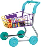 Casdon 611 Kids Shopping Trolley Role Play Set