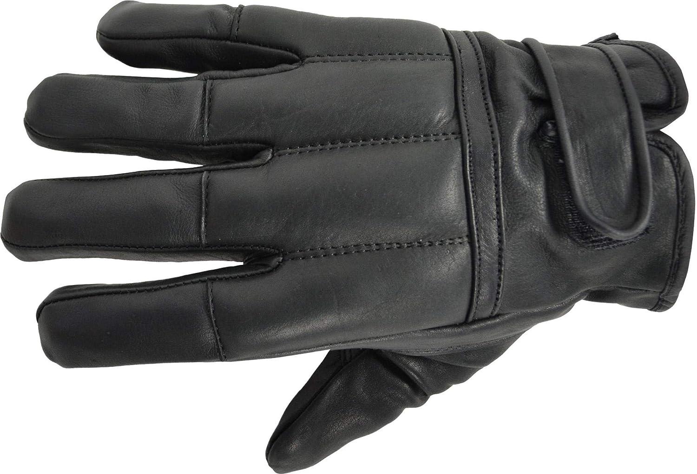 hohe Schlagkraft normani Quarz Lederhandschuhe aus Rindsleder und Quarzsand
