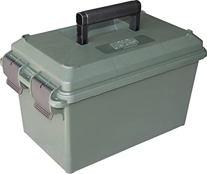 Amazoncom MTM Ammo Can Dry Storage Box AC11 Gun Ammunition