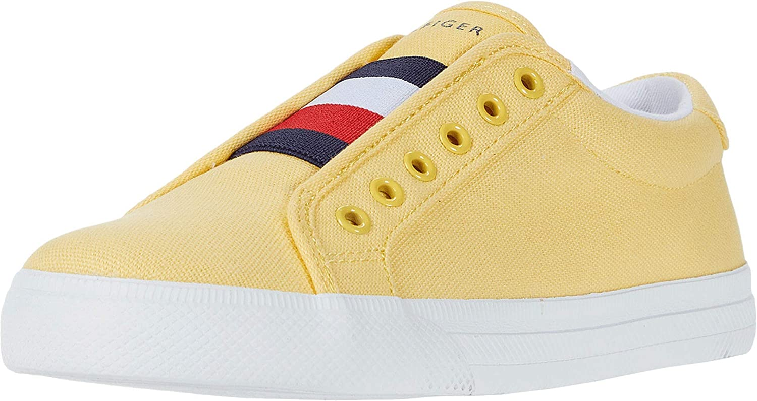 Tommy Hilfiger Laven 2 Yellow Fabric 6