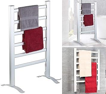 Sichler Haushaltsgeräte Badheizung: 2in1-Handtuchwärmer ...