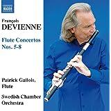 Concertos pour flûte N°5 à N°8