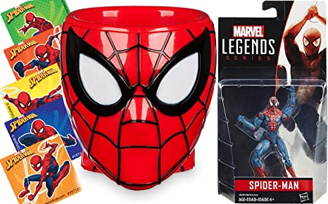 Spiderman Toys For Kids : Amazon marvel spider man kids cup character ultimate spider
