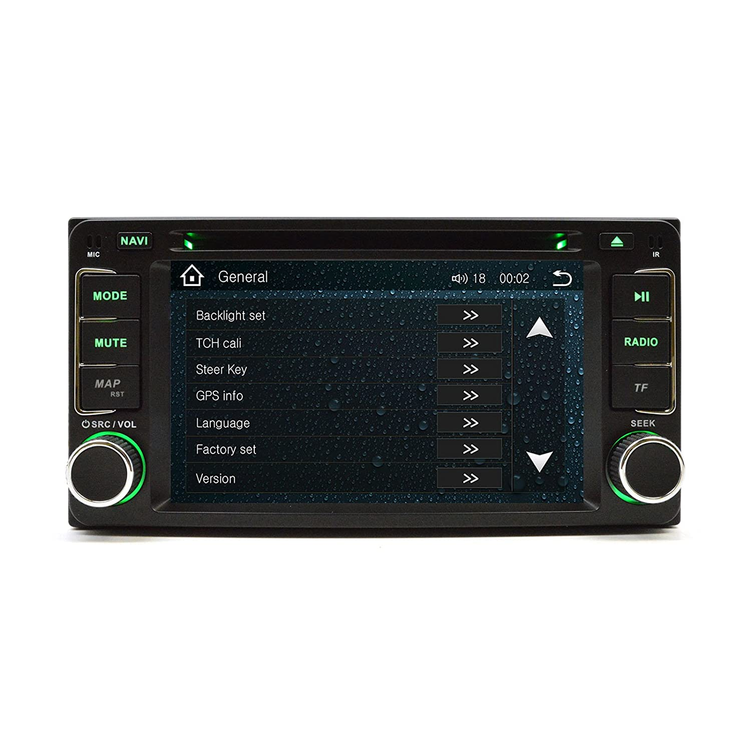 Amazon.com: TOYOTA TUNDRA 2003-2006 K-SERIES MULTIMEDIA NAVIGATION SYSTEM: Cell Phones & Accessories