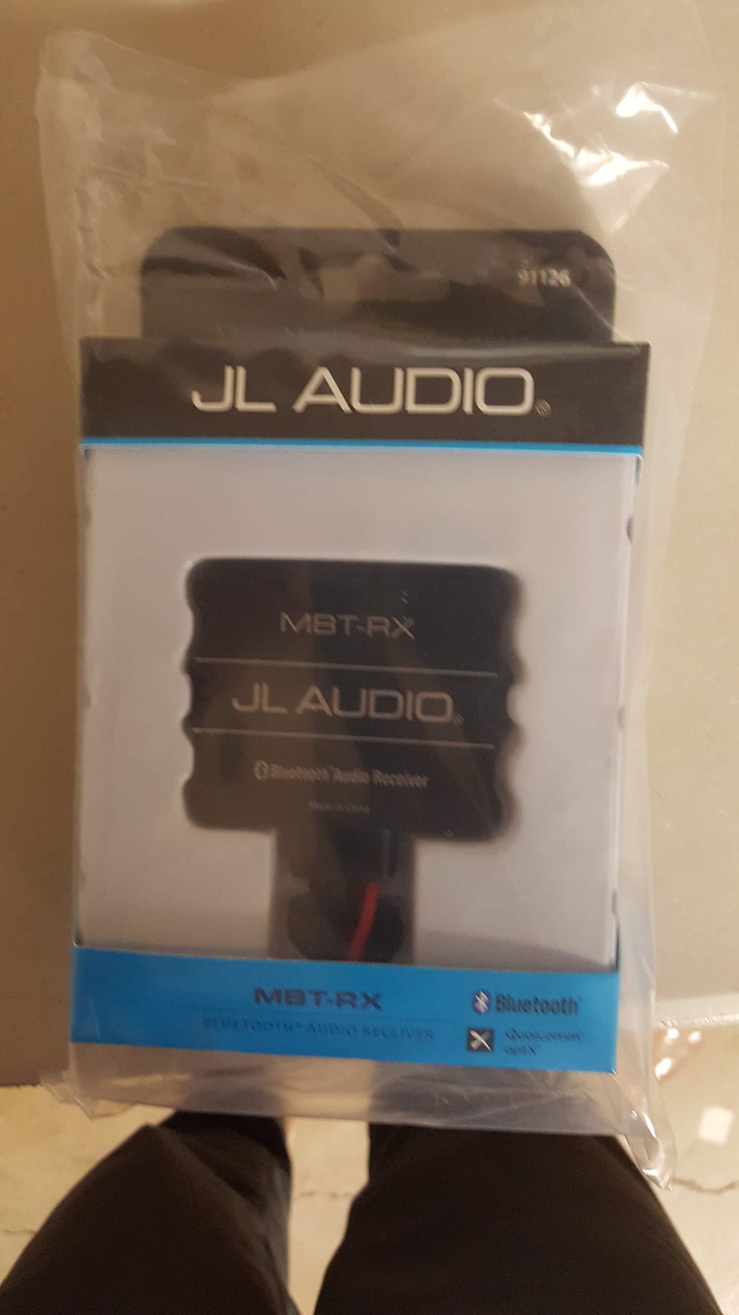 JL Audio MBT-RX Bluetooth Audio Receiver by JL AUDIO