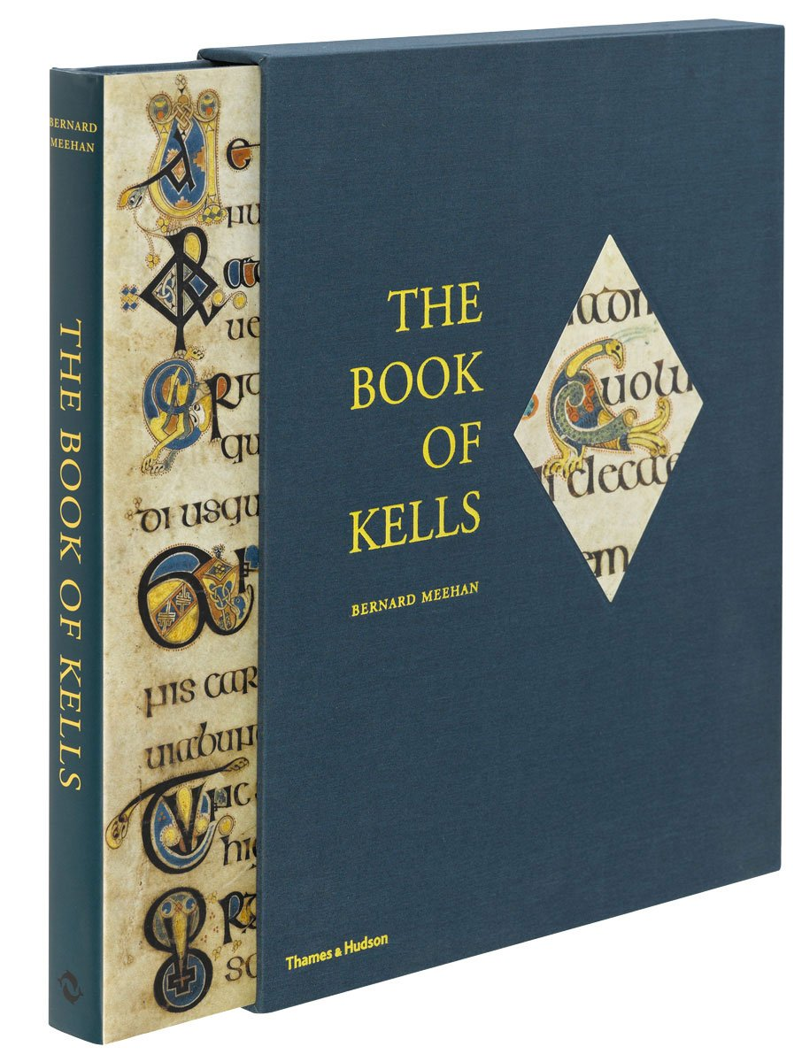 8a10bc7dca090 The Book of Kells: Amazon.co.uk: Bernard Meehan: Books