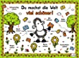 "Ravensburger 146468Puzzle ""Sheepworld: Sie der Welt mehr Beautiful"" 500PCS"
