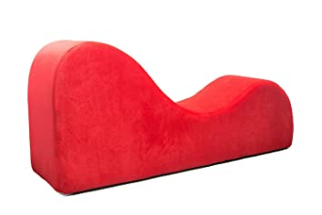 Love 4 Furniture Liebessessel In Rot Mikrofaser Couch