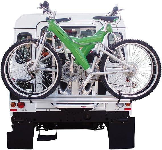 Fabbri 6950251 Gringo Bici 2 - Portabicicletas para 2 bicicletas: Amazon.es: Coche y moto
