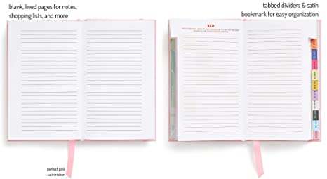 Ban.do 12 Month 2020 Classic Academic Hardcover Planner with Daily, Weekly, Monthly Spreads, 8.13