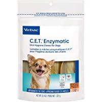 Virbac CET Enzymatic Oral Hygiene Chews for Dogs