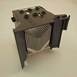 Dell Genuine Optiplex 755/760/780 Tower Heatsink + Shroud HR004 J7109 FW209 W5685 W6177 KN277