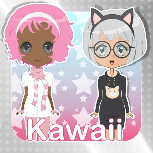 kawaii dress up - 1