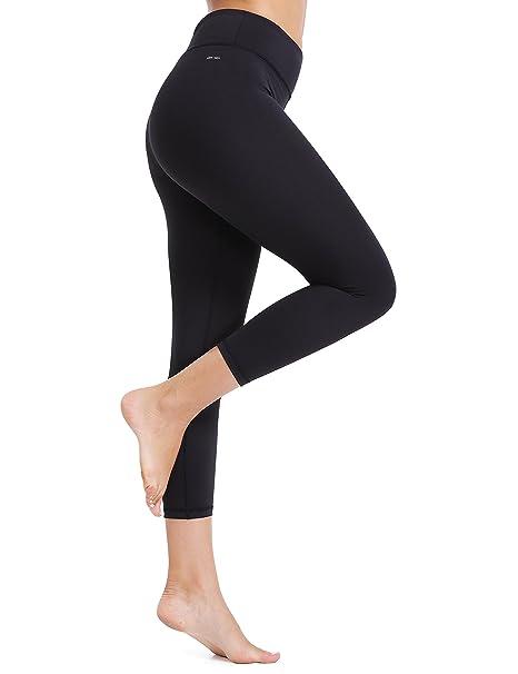 Amazon.com: XTUPO - Leggings de cintura alta para yoga ...