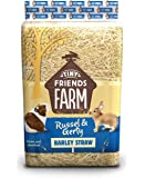 Supreme Petfoods Tiny Friends Farm Russell & Gerty Barley Straw, 17 Litres