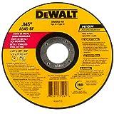 DEWALT Disco Abrasivo para Corte de 4.1/2 Pol. x 1,2mm x 7/8 Pol. (114mm x 1,2mm x 22mm) DW8062