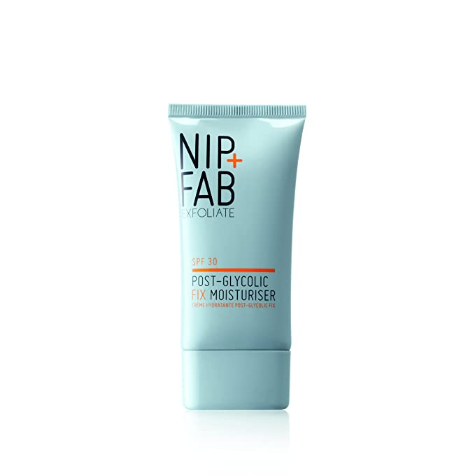 NIP + FAB Post Glycolic with SPF30 Moisturiser