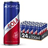 Organics by Red Bull Simply Cola 24 x 250 ml Dosen Bio Getränke 24er Palette