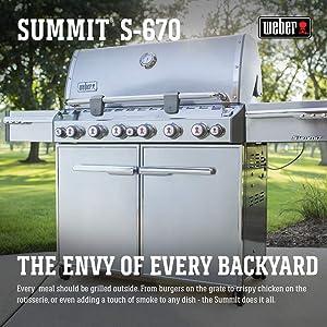 Weber summit s- 670
