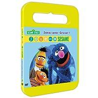 Joue avec Sesame: Joue avec Grover ! (Version française)