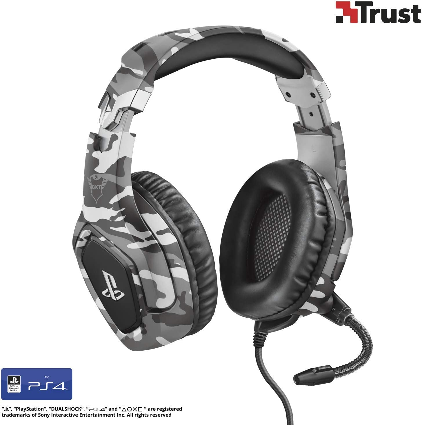 Trust Gaming GXT 488 Forze-G Auriculares de Gaming para PS4 ...