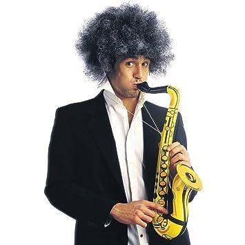 hinchable Saxofón Deko Saxofón Jazz blasinstrument hinchable ...