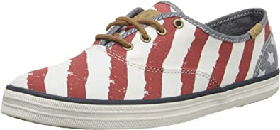 c7190f437a4aa Keds Women s Champion Patriotic Fashion Sneaker