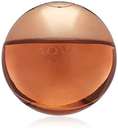 5aa9de7b50 Amazon.com : Bvlgari Aqva Amara Eau de Toilette Spray for Men, 3.4 Ounce :  Beauty
