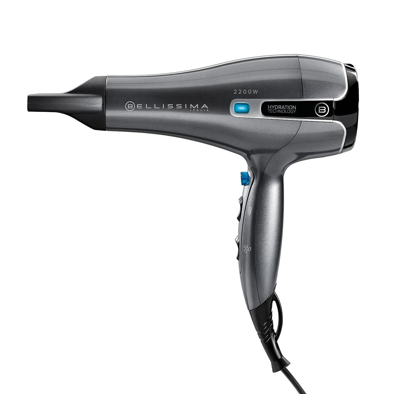 IMETEC 11073G - Secador de pelo, 2200 W, asegura potencia y prestaciones excelentes, color gris: Amazon.es: Salud y cuidado personal