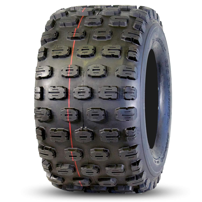Full Set of 21x7-10 Gravity 653 6 ply & 20x11x9 Gravity 654 6 Ply Sport ATV Tires by GPS GRAVITY (Image #3)