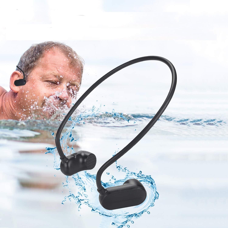 Natación Reproductor de MP3 Bluetooth 5.0 Conducción óseahttps://amzn.to/3nfdt6n