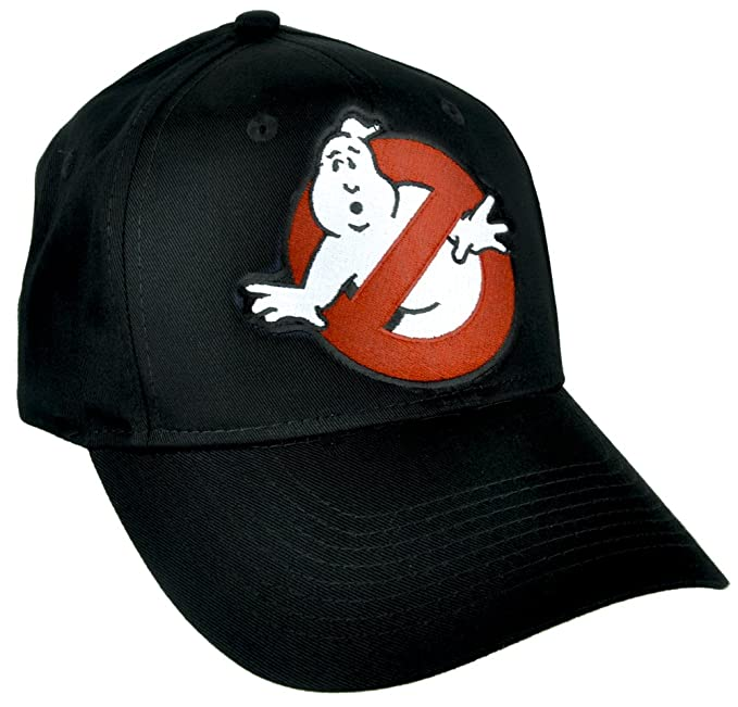 8cf6eebb149 Ghostbusters Hat Baseball Cap Alternative Clothing No Ghosts at ...