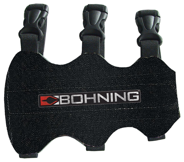 Bohning 3-strap armgaurd 3-strap Armguard B078HMHKZD