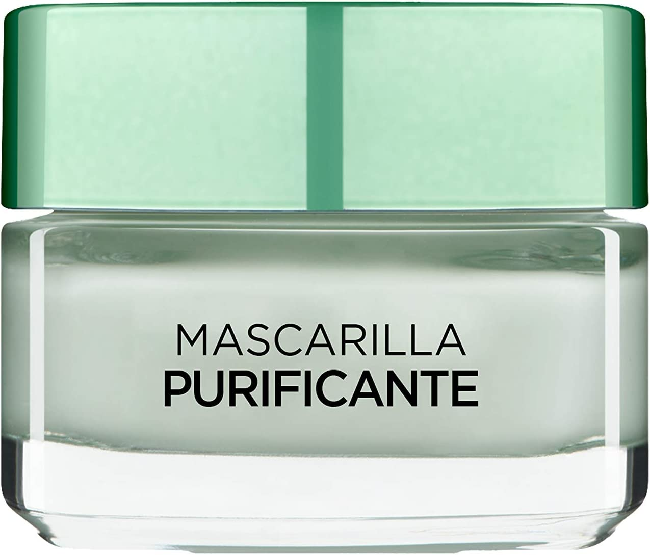 L'Oreal Paris Dermo Expertise Mascarilla Purificante, Arcillas Puras, Purifica y Matifica - 50 ml