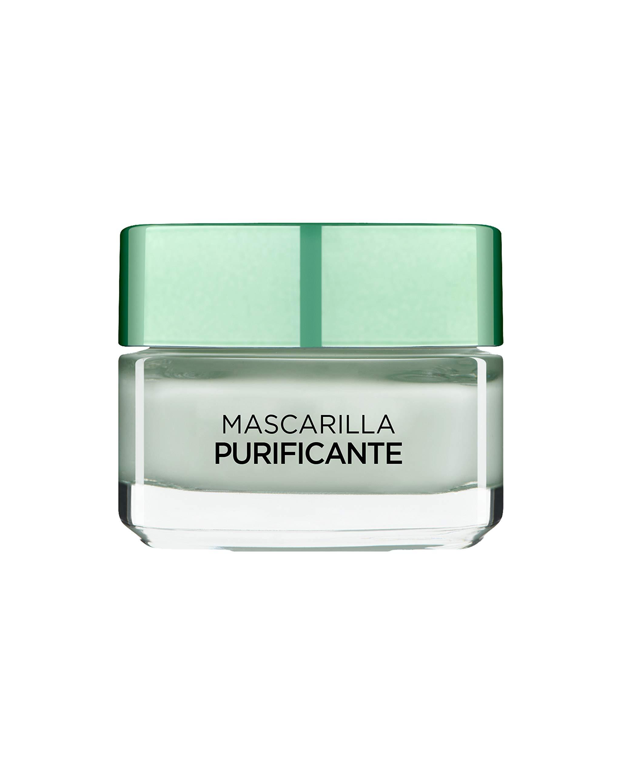 L'Oreal Paris Dermo Expertise Mascarilla Purificante, Arcillas Puras, Purifica y Matifica - 50 ml product image