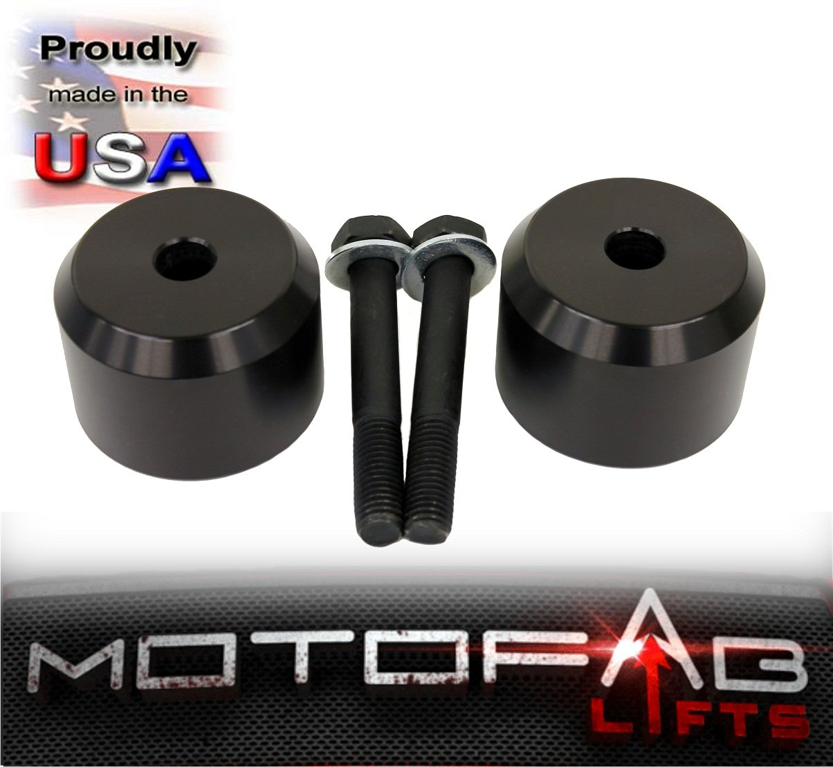 MotoFab Lifts 2 Front Leveling Lift kit for 2005-2017 Ford F250 F350 SUPER DUTY 4WD USA