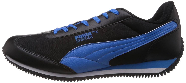 Puma Speeder Scarpe Da Corsa Nero E Blu nyqWV