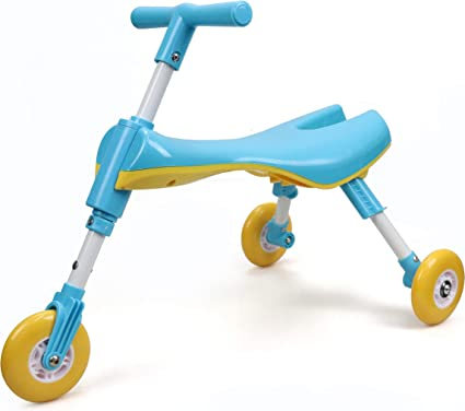 Amazon.com: ChromeWheels - Bicicleta de mosca para niños ...