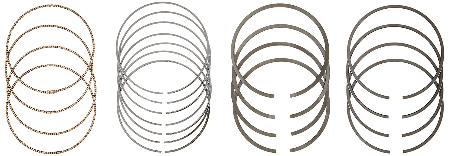 DNJ PR153 Piston Rings for 1993-2006 / Chrysler, Dodge, Eagle, Hyundai, Kia, Mitsubishi, Plymouth/Colt, Eclipse, Expo, Expo LRV, Galant, Montero Sport, Optima, Outlander, Santa Fe, Sebring, Sonata