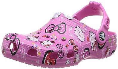 Chaussures Crocs Hello Kitty Good Times EU Pink Carnation Rj6QxSCx3