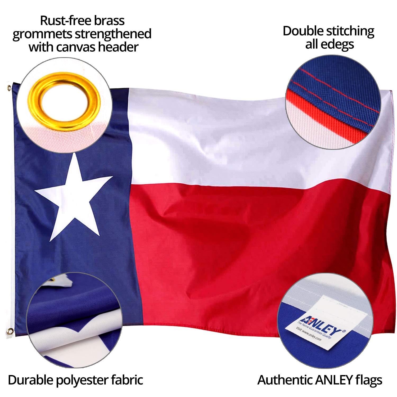 3/' X 5/' TEXAS  STATE FLAG 3 X 5
