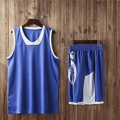 WRPN Baloncesto Entrenamiento Jersey Set, Ropa Deportiva Juvenil ...