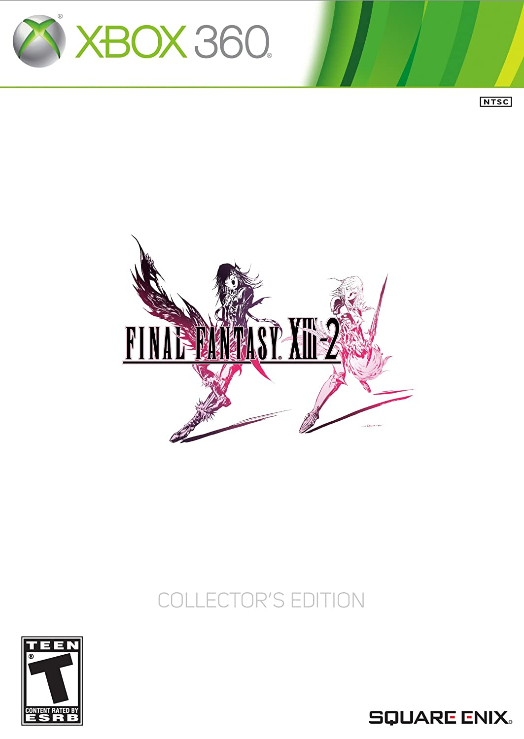 Final Fantasy XIII-2 Collector's Edition -Xbox 360
