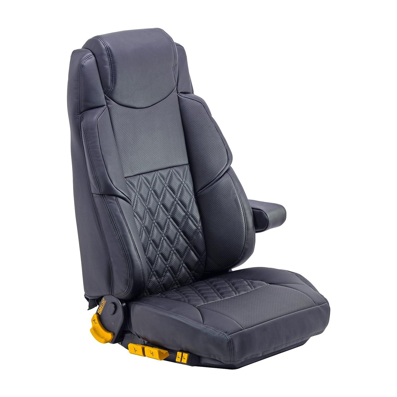 雅 シートカバー グランドダイヤプレミアム(バケットタイプ) 運転席用 ファイブスターGIGA(ギガ) MTS-GP-I012AR B01IDGHG54 ファイブスターギガ  ファイブスターギガ