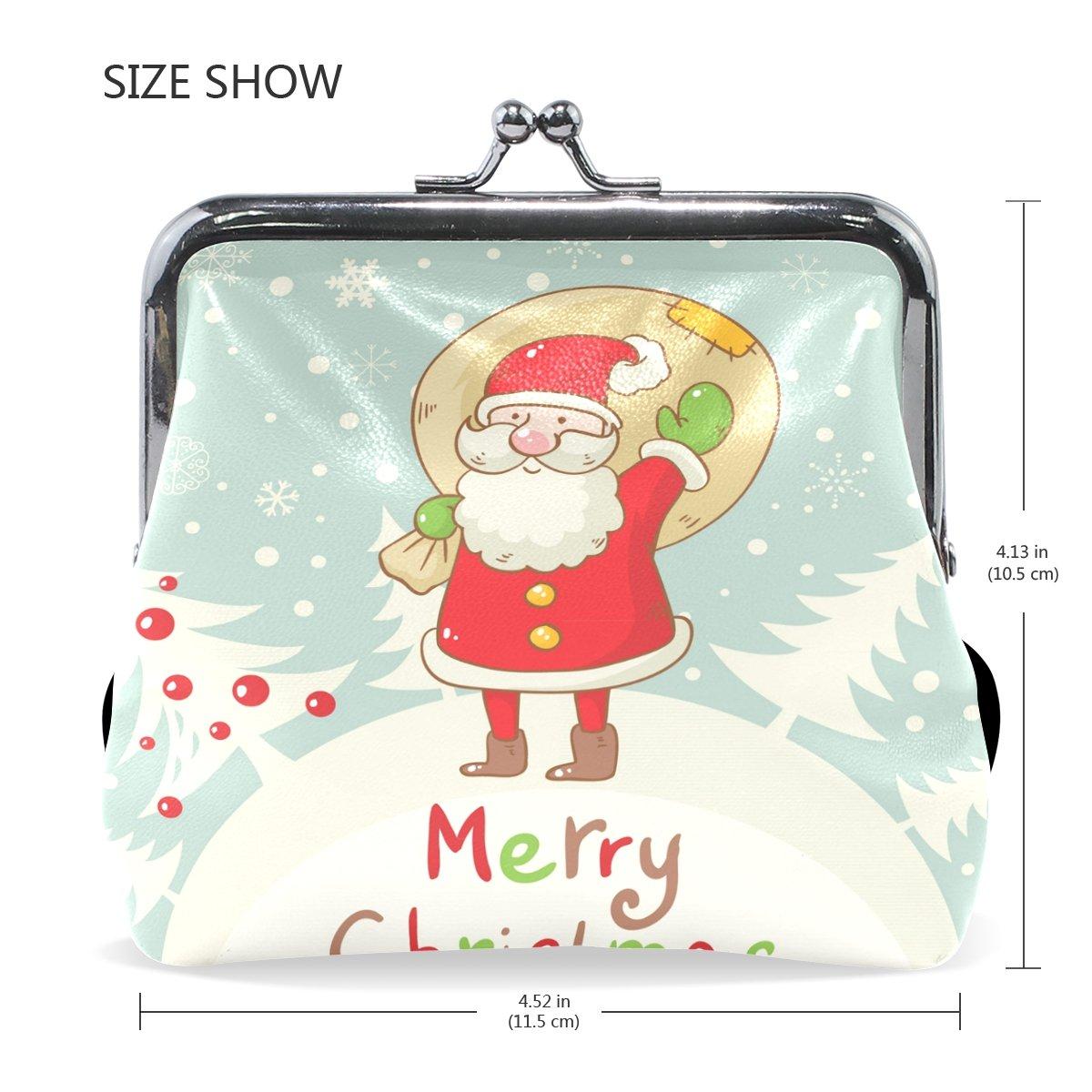 Amazon.com: alirea Papá Noel y muñeco de nieve cierre ...