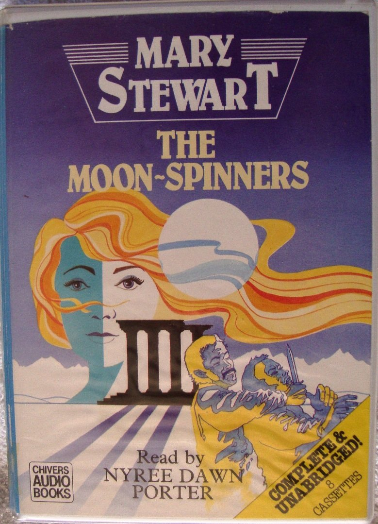 The Moonspinners: Complete & Unabridged: Amazon.es: Mary Stewart, Nyree Dawn Porter: Libros en idiomas extranjeros