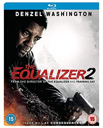 The Equalizer 2 Blu Ray Uk Import Amazonde Denzel Washington