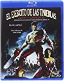 El Ejército de las Tinieblas Edicion Remasterizada de 4K  BD dos versiones  1992 Army of Darkness [Blu-ray]