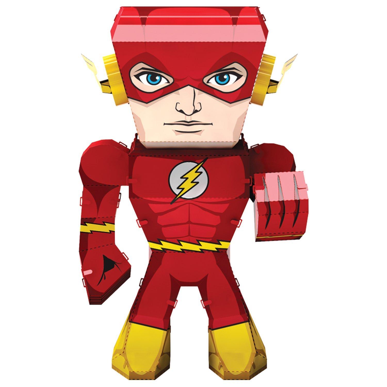 Fascinations Metal Earth DC Justice League The Flash 3D Metal Model Kit SG/_B074BGHRRC/_US