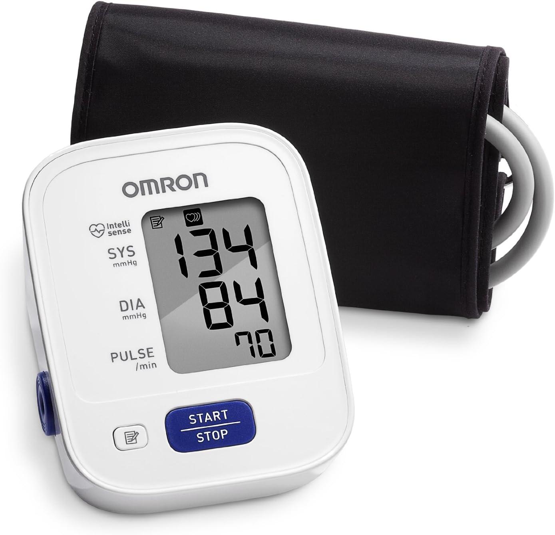 Amazon Com Omron Upper Arm Blood Pressure Monitor 3 Series Health Personal Care